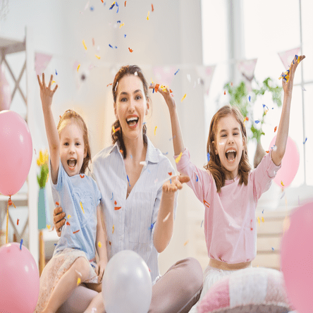 child party franchise owner