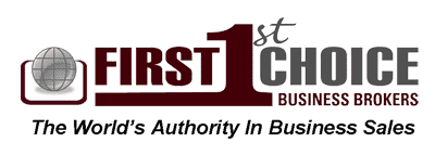 First choice business brokers logo