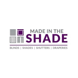 Made in the Shade Blinds and More Logo