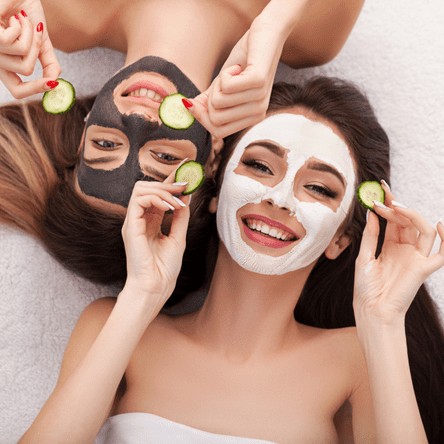 Young franchisees discovering health and beauty benefits of skin care