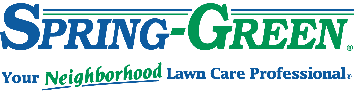 Spring green lawn care new logo | why franchise